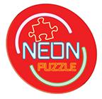 Neon Puzzle Logo